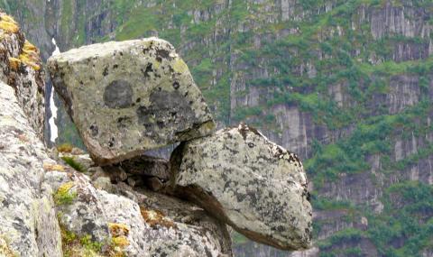 Flodbølgerisiko i norske fjorder - mye kan fortsatt gjøres
