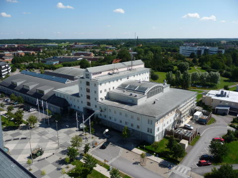 Mjärdevi Science Park - Collegium