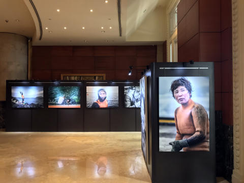 Epson Singapore Supports First Ever Photo Exhibition On Female Divers From Jeju Island