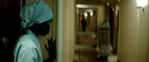 Mari Malek i 'The Nile Hilton Incident'