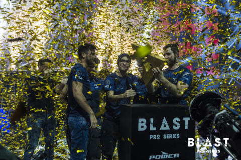 BLAST Pro Series open the tournaments biggest year with record sales in South America