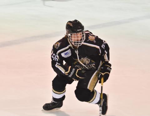 Justus Saldeen - ishockey