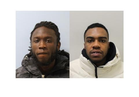 Two jailed for country lines drug supply