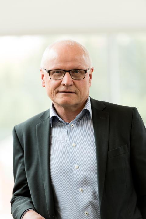 Administrerende direktør i Xledger, Helge Strømme