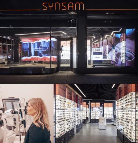 Synsam Group leverer en meget stærk organisk vækst på 9 procent og et stærkt resultat for 2019