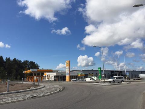 Preem öppnar ny bemannad station i Uppsala
