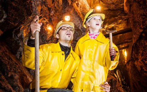 Bergbau Erlebnistage
