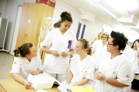 Sjukt bra sjuksköterskeutbildning