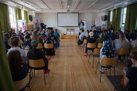 Två workshops om jämlikhet i länet