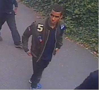 Man sought following sexual assault on bus, NW2