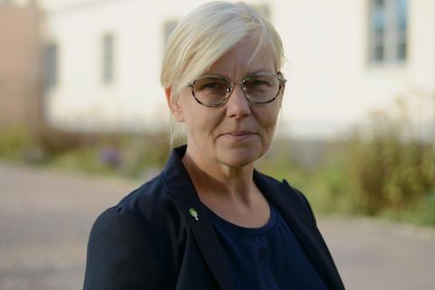 Tina Ehn tar över ordförandeskapet i naturbruksstyrelsen med sikte på omställning