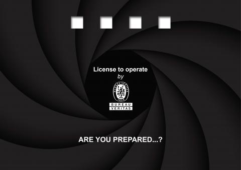 License to operate - indgå samarbejde med Bureau Veritas HSE