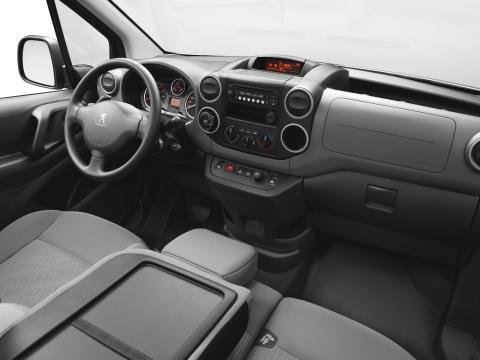 Nya Peugeot Partner