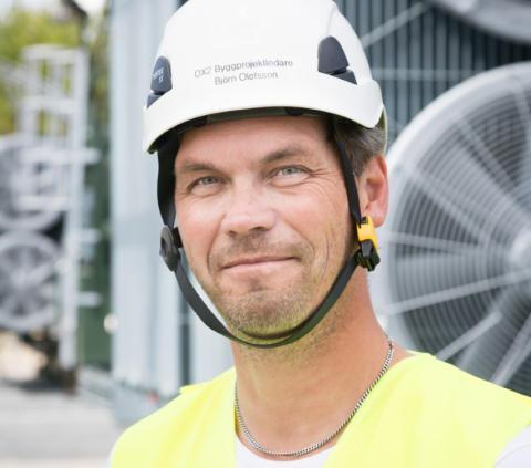 Miljö och personal viktigt vid vindkraftbygge