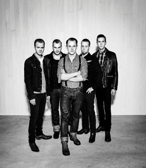 "TOP CATS PÅ HÖSTTURNÈ MED ALBUMET ""KICK DOWN"" I BAGAGET!"