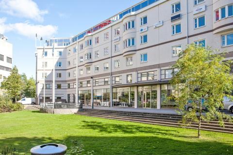 Aberdeen hyr ut 2000 kvm till Manpower på Lilla Bommen