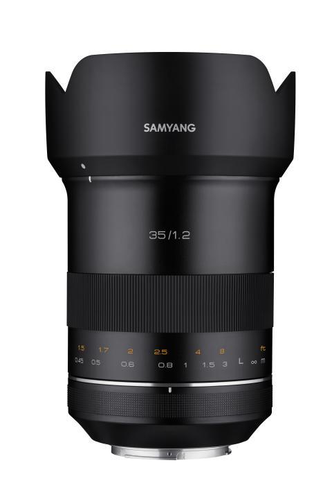 Samyang XP 35mm F1.2 Canon EF (2)