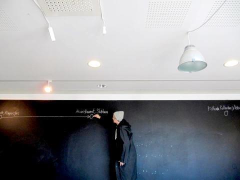 vränga=HAMN på Nordiska Akvarellmuseet