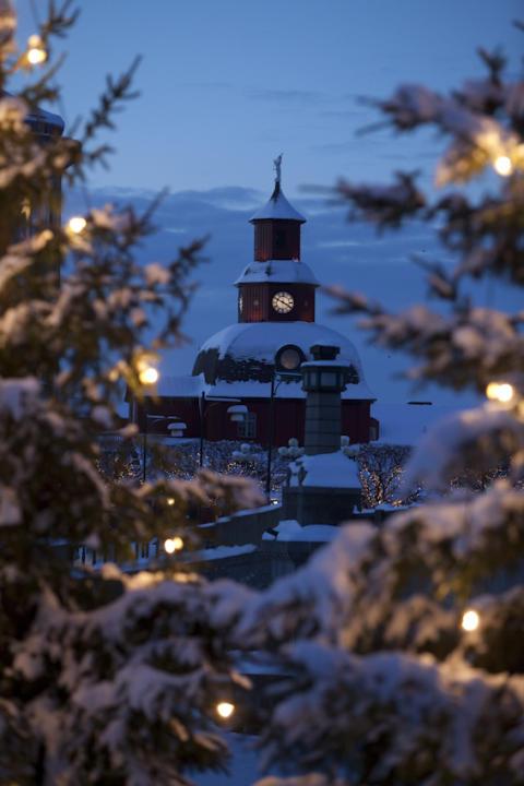 Julstaden Lidköping: Julmarknadshelg 7-8/12