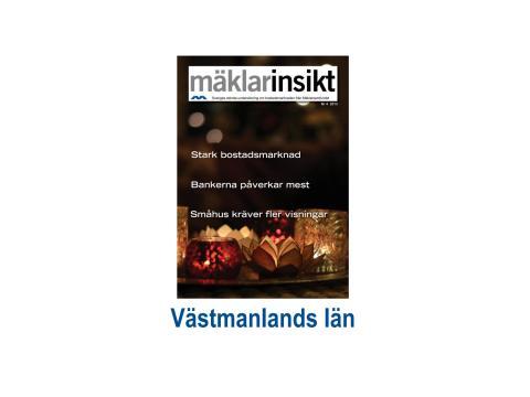 Mäklarinsikt Västmanland 2013:4