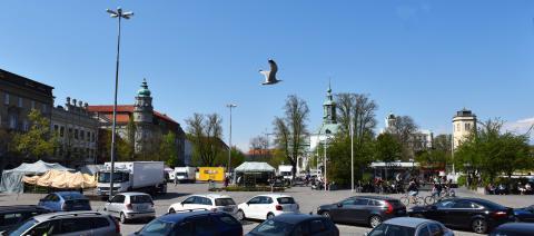 Torget i Karlshamn