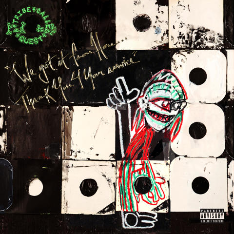 """A Tribe Called Quest släpper nya albumet """"We Got It From Here… Thank You 4 Your Service"""" idag"""