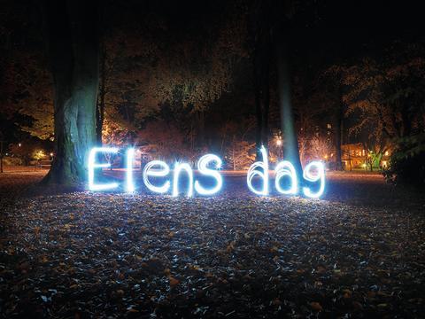 Kan du föreställa dig en dag utan el?
