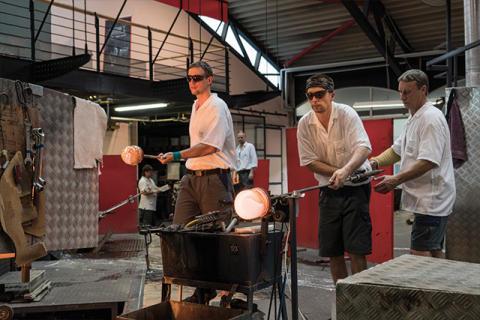 Riedel har över 260 års erfarenhet av glastillverkning.