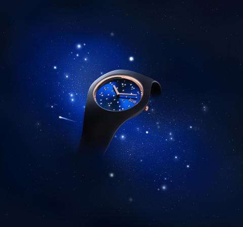 Ice-Watch klokke - Ice cosmos (universe)