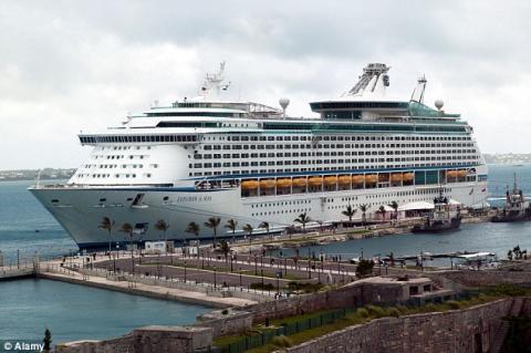 Vinn en 7-nätters resa för två inklusive allt ombord på Royal Caribbean Luxury Cruise Liner!