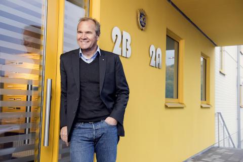 Anders Lago - förbundsordförande HSB