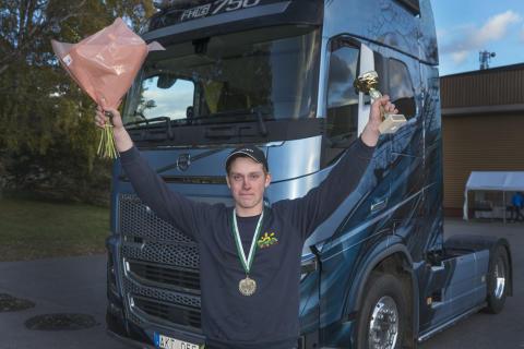 Herman Borring från Skänninge vann kvaltävling till Yrkes-SM i Norrköping