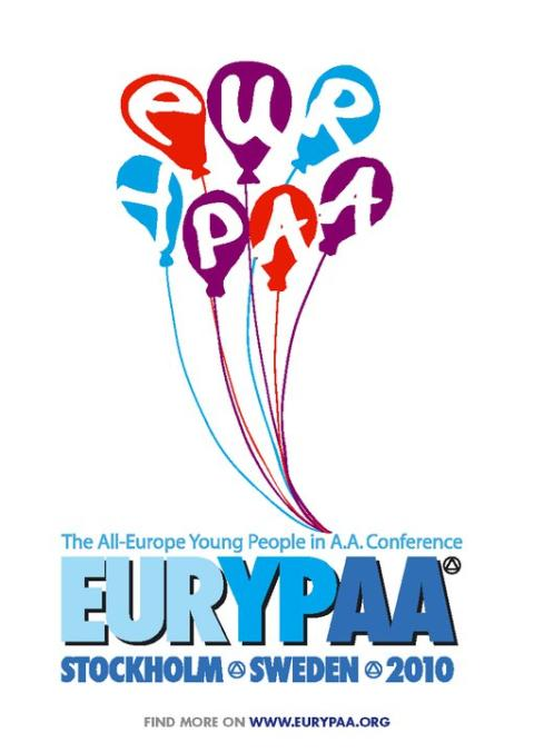 Welcome to the all-EURope Young People in A.A. conference tomorrow at Stockholm's Münchenbryggeriet