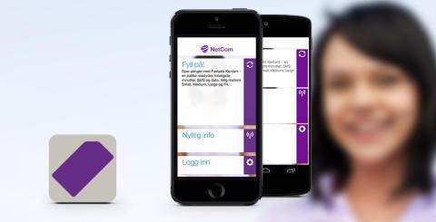 Inleder samarbete med Netcom och lanserar i Norge