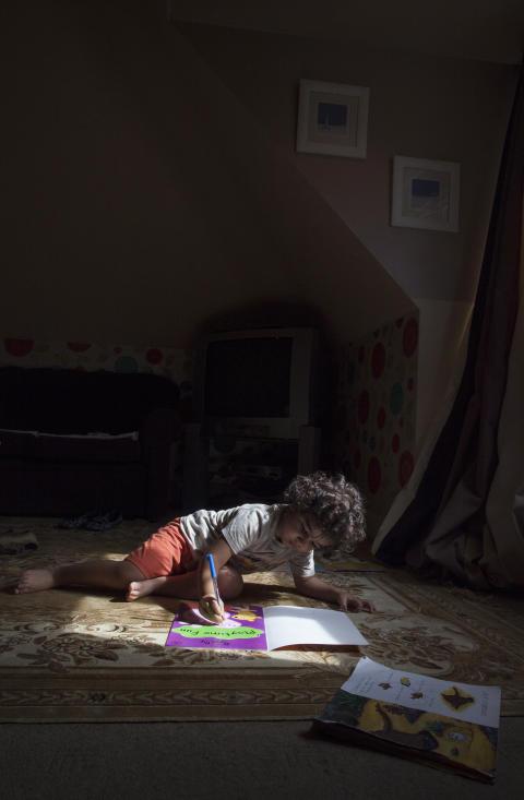 """""""Utanför nästan allt"""" - Seminarium om situationen för barn utan papper och socialtjänsten"""