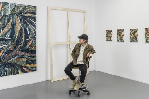 Fredrik Åkum tilldelas Beckers konstnärsstipendium 2020