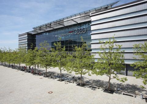 Fyra nya chefer i Audi AG:s ledningsgrupp