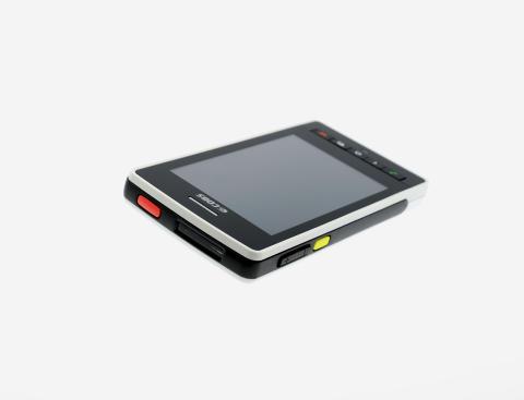 SMART1 - Unikt arbetsverktyg med toppdisplay och överfallslarm
