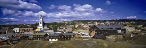 Norwegens Welterbe Røros ist Finalist bei den National Geographic World Legacy Awards