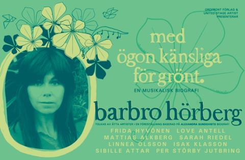 Hyllad Barbro Hörberg-föreställning på turné