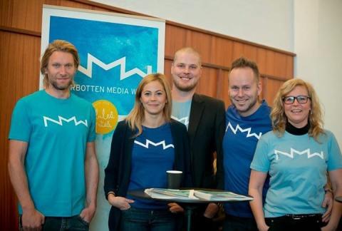 Norrbotten Media Week sätter fokus på kreativa näringar i norr, en eventvecka med internationellt intresse som lockar landets blickar till sig.