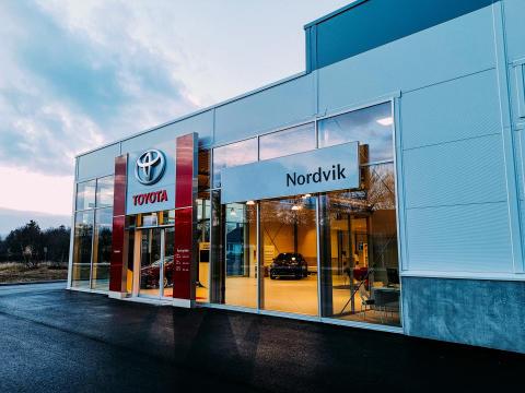 Nye Nordvik Brønnøysund åpner 22. januar 2019