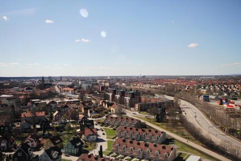 Låga hyreshöjningar i Örebro län