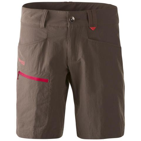 Utne Lady Shorts - Clay/Hot Red