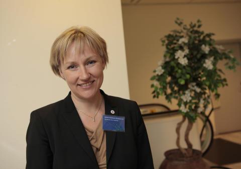 Helene Hellmark Knutsson ny ordförande för Mälardalsrådet