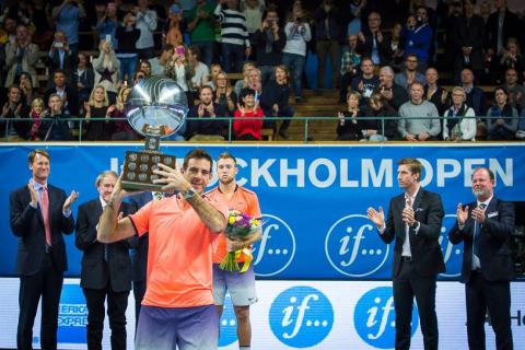 Intrum Stockholm Open 2017: Sheraton förbereder tennisstjärnornas ankomst