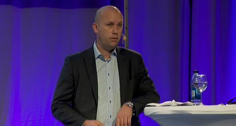 Intervju med VD Fredrik Burvall (Q3 2016)