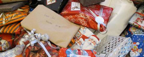 Julklappsinsamling till Göteborgs behövande barn