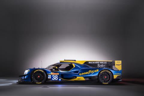 12,000km of testing at 7 circuits: Goodyear well prepared for Silverstone comeback