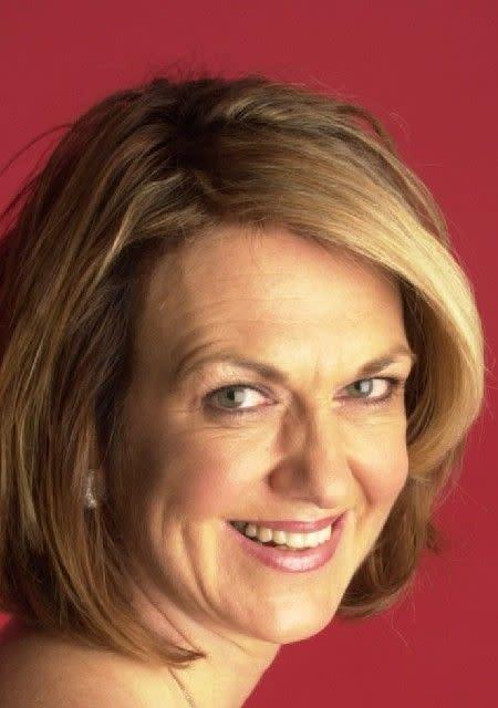 Speaker - Pauline Vahey